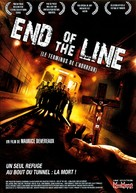 End of the Line - French Movie Cover (xs thumbnail)