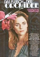 La chair de l'orchidée - German Movie Poster (xs thumbnail)