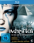 Immortel (ad vitam) - German Movie Cover (xs thumbnail)