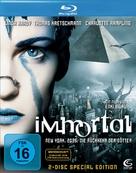 Immortel (ad vitam) - German Movie Cover (xs thumbnail)