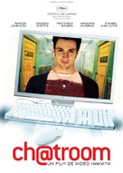 Chatroom - French Movie Poster (xs thumbnail)