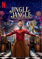 Jingle Jangle: A Christmas Journey - Video on demand movie cover (xs thumbnail)