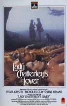 Lady Chatterley's Lover - British VHS movie cover (xs thumbnail)