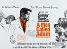 A Man Called Adam - British Movie Poster (xs thumbnail)