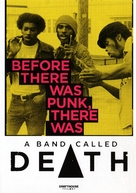 A Band Called Death - DVD movie cover (xs thumbnail)