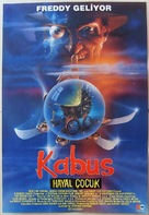 A Nightmare on Elm Street: The Dream Child - Turkish Movie Poster (xs thumbnail)