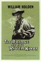 The Bridge on the River Kwai - Movie Poster (xs thumbnail)