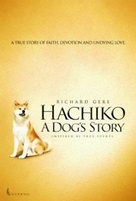 Hachiko: A Dog's Story - DVD cover (xs thumbnail)
