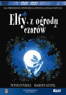 FairyTale: A True Story - Polish DVD movie cover (xs thumbnail)