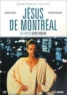 Jésus de Montréal - French Movie Poster (xs thumbnail)