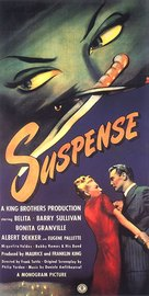Suspense - Movie Poster (xs thumbnail)