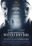 Wind River - Italian Movie Poster (xs thumbnail)