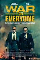 War on Everyone - Movie Poster (xs thumbnail)