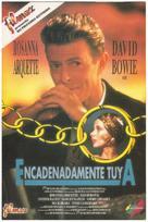 The Linguini Incident - Spanish Movie Poster (xs thumbnail)
