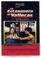 Estanquera de Vallecas, La - Spanish Movie Poster (xs thumbnail)