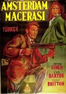 Operation Amsterdam - Turkish Movie Poster (xs thumbnail)