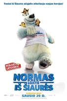 Norm of the North - Lithuanian Movie Poster (xs thumbnail)