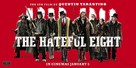 The Hateful Eight - British Movie Poster (xs thumbnail)