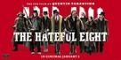 The Hateful Eight - British Movie Poster (xs thumbnail)
