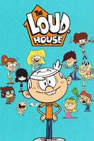 """""""The Loud House"""" - Movie Cover (xs thumbnail)"""
