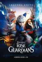 Rise of the Guardians - Advance movie poster (xs thumbnail)