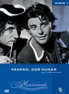 Fanfan la Tulipe - German Movie Cover (xs thumbnail)