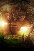 A Monster Calls - Polish Movie Cover (xs thumbnail)