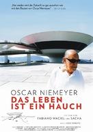 Oscar Niemeyer - A Vida É Um Sopro - German Movie Poster (xs thumbnail)