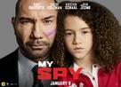 My Spy - Australian Movie Poster (xs thumbnail)