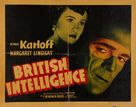 British Intelligence - Movie Poster (xs thumbnail)
