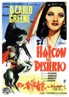 The Desert Hawk - Spanish Movie Poster (xs thumbnail)
