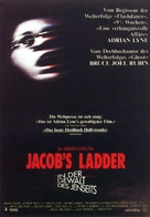 Jacob's Ladder - German Movie Poster (xs thumbnail)