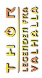 Hetjur Valhallar - Þór - Danish Logo (xs thumbnail)