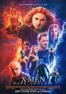 Dark Phoenix - Romanian Movie Poster (xs thumbnail)