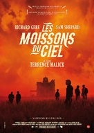 Days of Heaven - French Re-release movie poster (xs thumbnail)