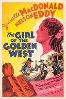 The Girl of the Golden West - Movie Poster (xs thumbnail)