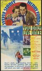 You Only Live Once - poster (xs thumbnail)