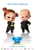 The Boss Baby: Family Business - Slovak Movie Poster (xs thumbnail)