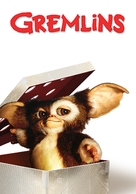 Gremlins - Blu-Ray movie cover (xs thumbnail)
