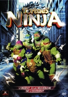 """Ninja Turtles: The Next Mutation"" - French DVD movie cover (xs thumbnail)"