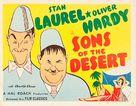 Sons of the Desert - Movie Poster (xs thumbnail)