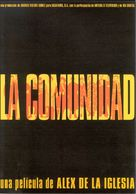 Comunidad, La - Spanish DVD cover (xs thumbnail)