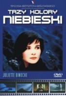 Trois couleurs: Bleu - Polish DVD cover (xs thumbnail)