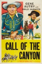 Call of the Canyon - Re-release poster (xs thumbnail)