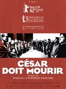 Cesare deve morire - French Movie Poster (xs thumbnail)