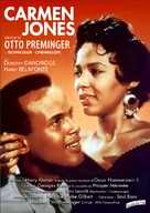 Carmen Jones - French Movie Poster (xs thumbnail)