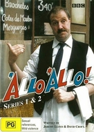 """'Allo 'Allo!"" - Australian DVD movie cover (xs thumbnail)"