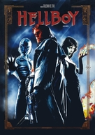 Hellboy - Argentinian DVD movie cover (xs thumbnail)