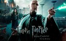 Harry Potter and the Deathly Hallows: Part II - Russian Movie Poster (xs thumbnail)
