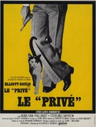 The Long Goodbye - French Movie Poster (xs thumbnail)